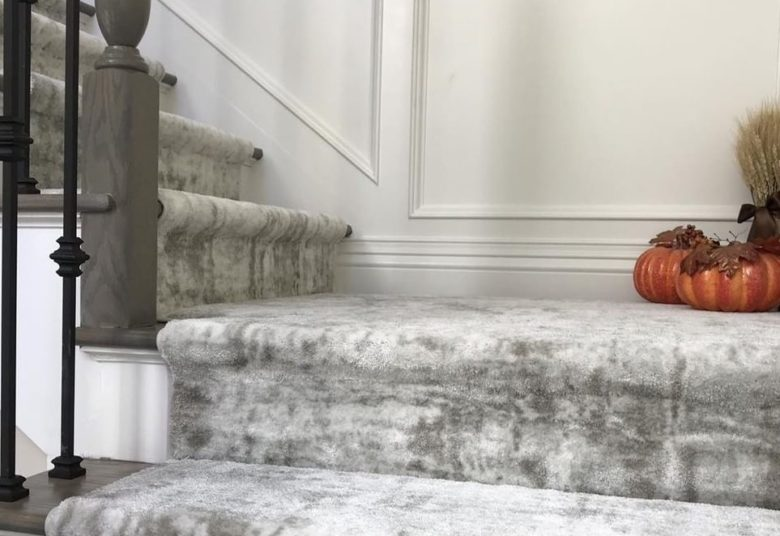 How Carpet Makes Stairs Safer, Quieter, and Prettier!