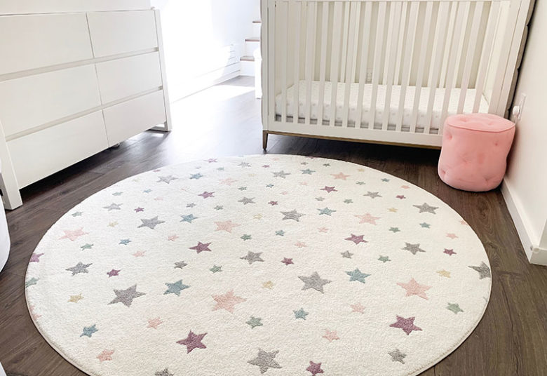 Five Great Nursery Carpet Options