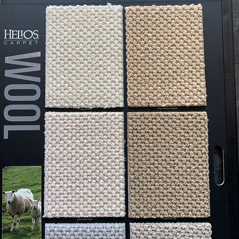 Helios Wool Carpet Style Whitford
