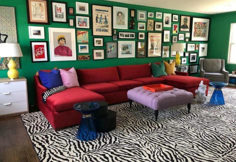 Trend Report: Animal Print Carpets