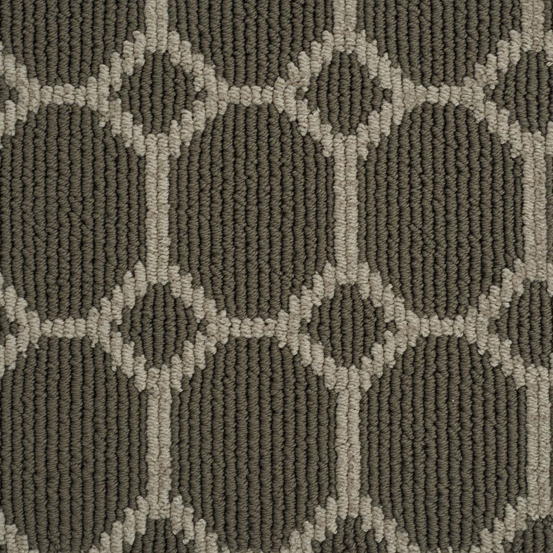 Stanton Carpet Legend Geo Espresso