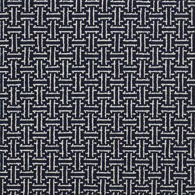 Stark Reeder Navy Wool Carpet