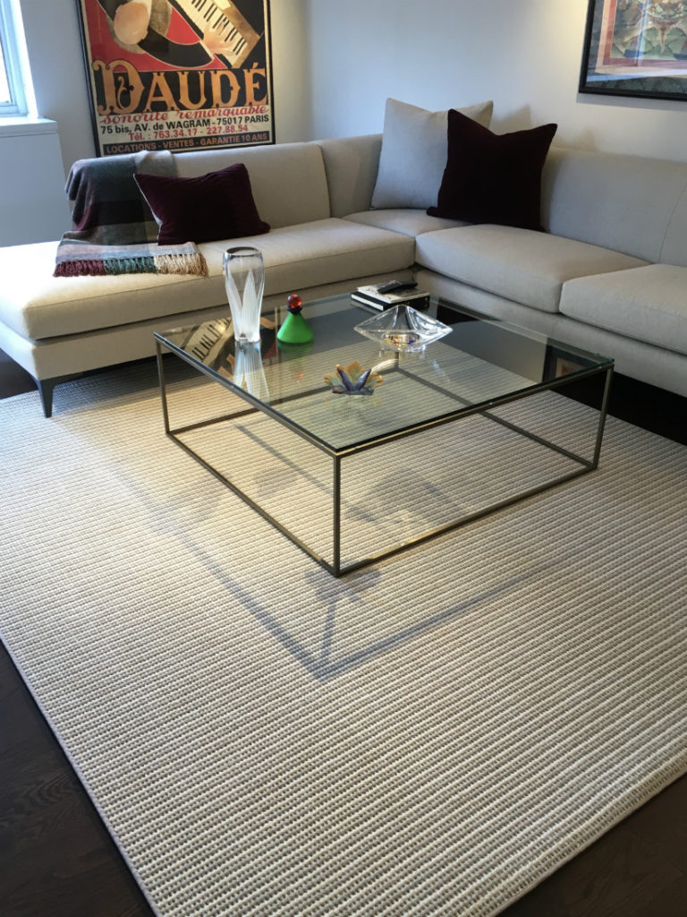Custom Nourison Poly Bound Rug Carpet Time Nyc