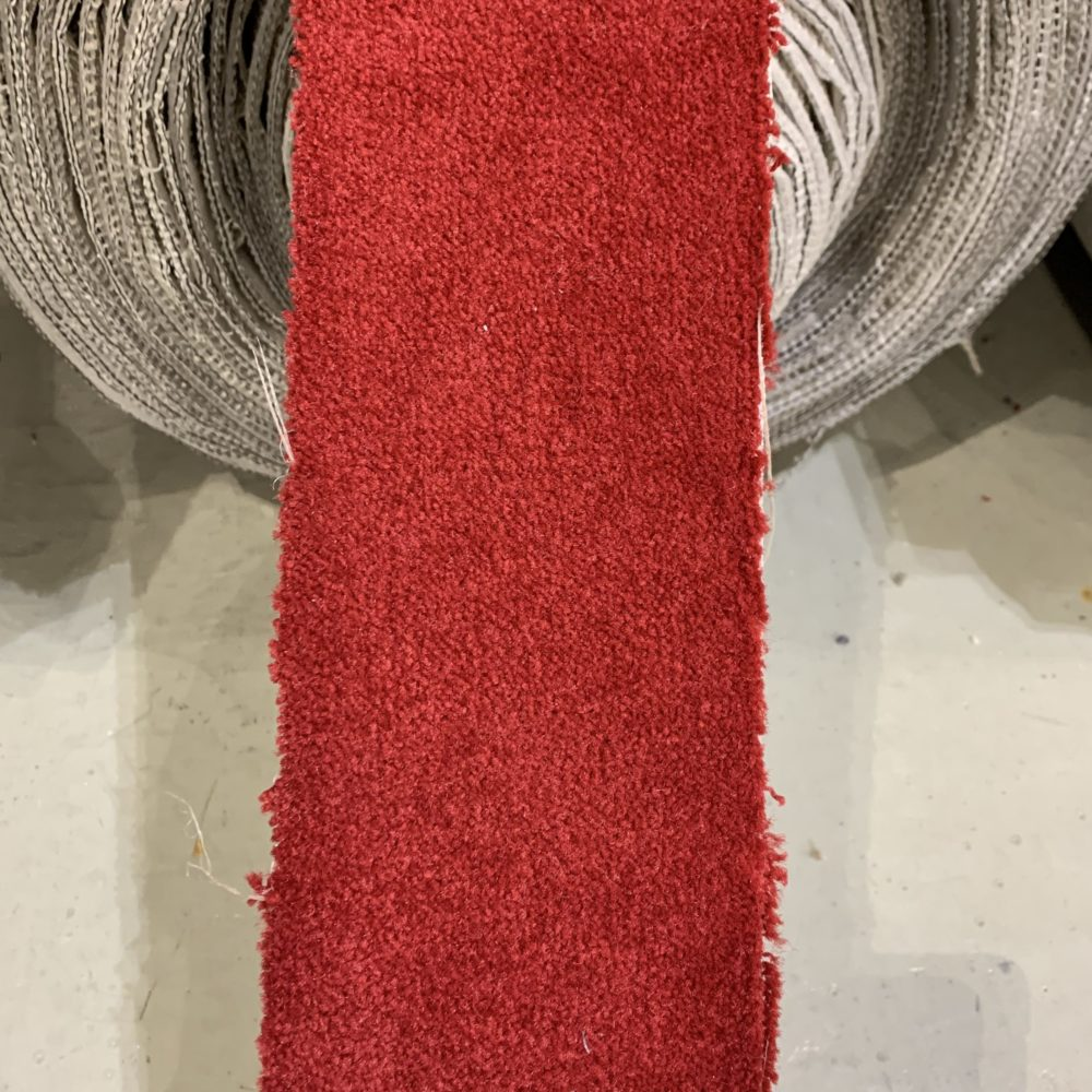 Patcraft Windswept 30oz. Cut Pile Crimson #846