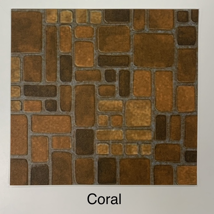 Armstrong Heritage Brick Coral