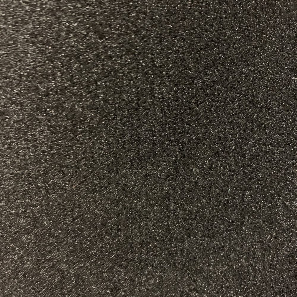 Black Salsa Needlepunch W/ Attached Pad (Felt)