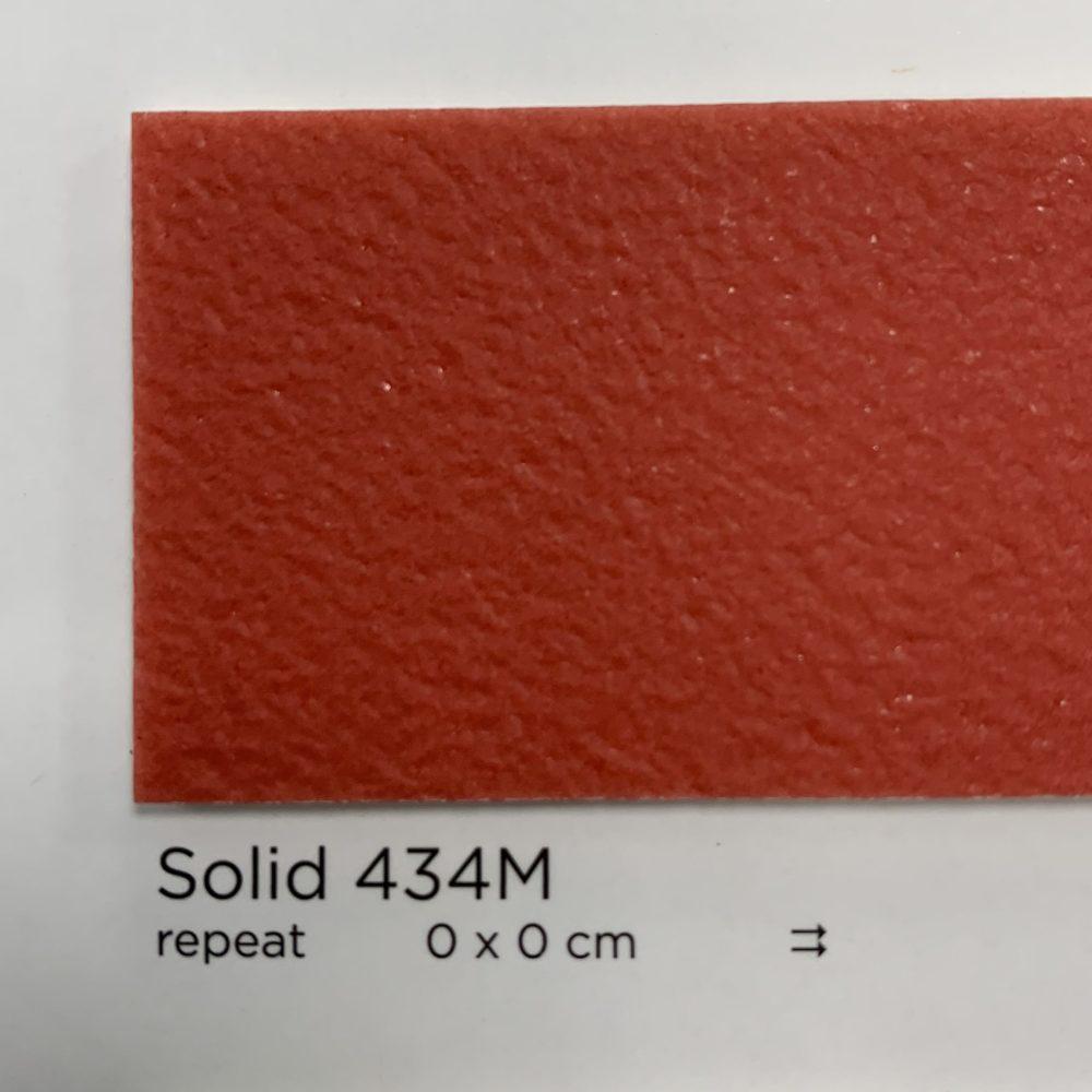 Solid Red (Semi-Matte/Non Glossy) #434M
