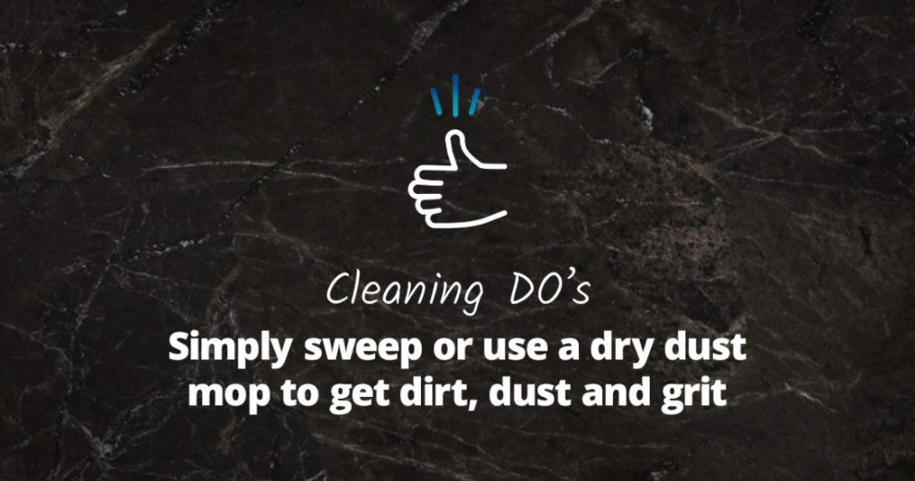 Coretec Cleaning Dos