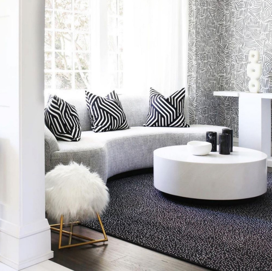 Ali Budd Interiors Carpet Time Nyc Freckle Face