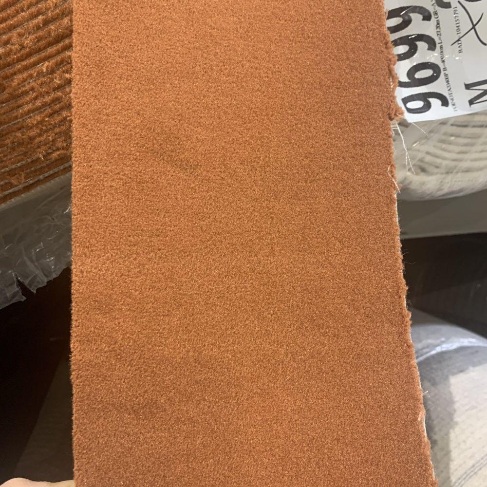 AW Oinone Velour Rust Orange #84