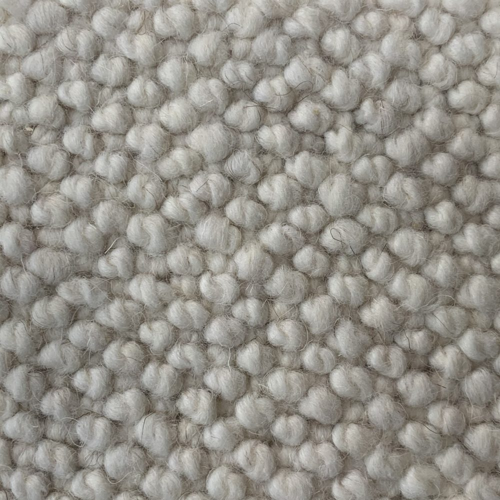 Decorative Concepts Boucle Ivory Wool Berber