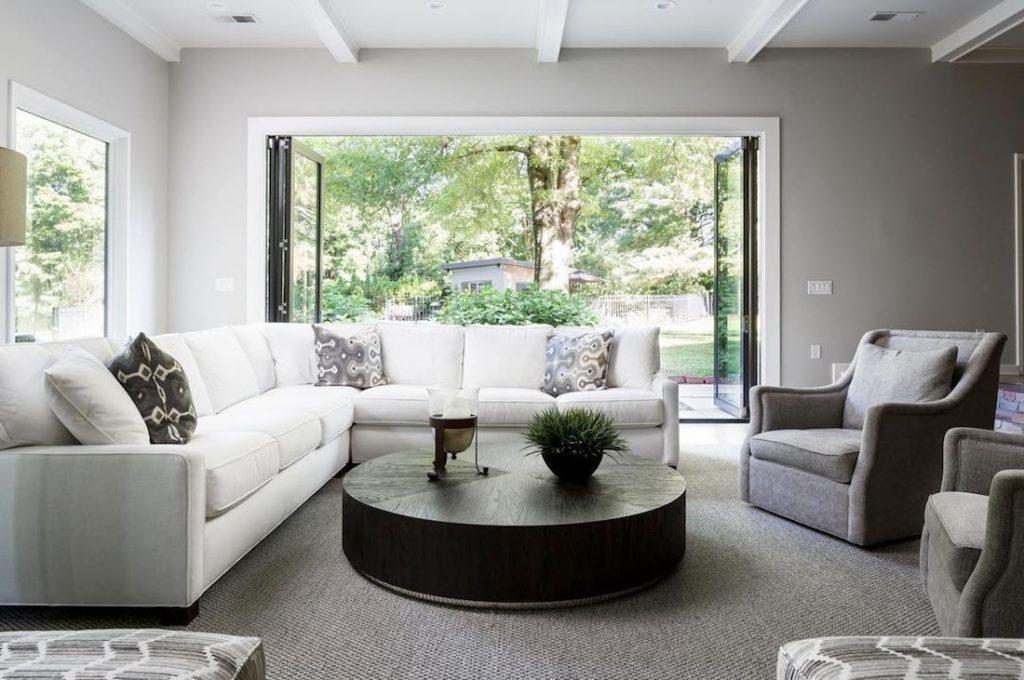 Fibreworks Rug Living Room Design