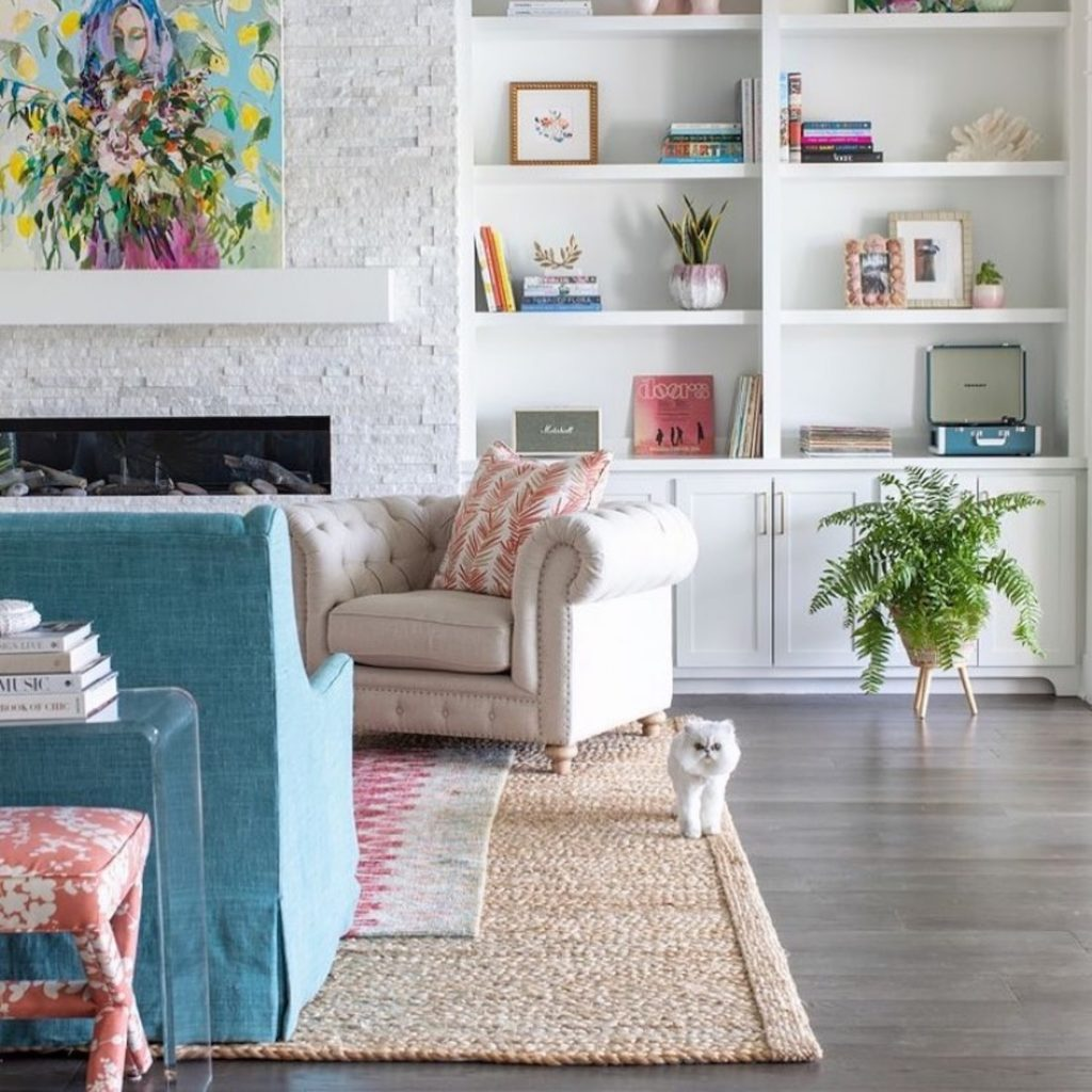 Jessie Preza Design Fibreworks Rug Carpet Time Nyc