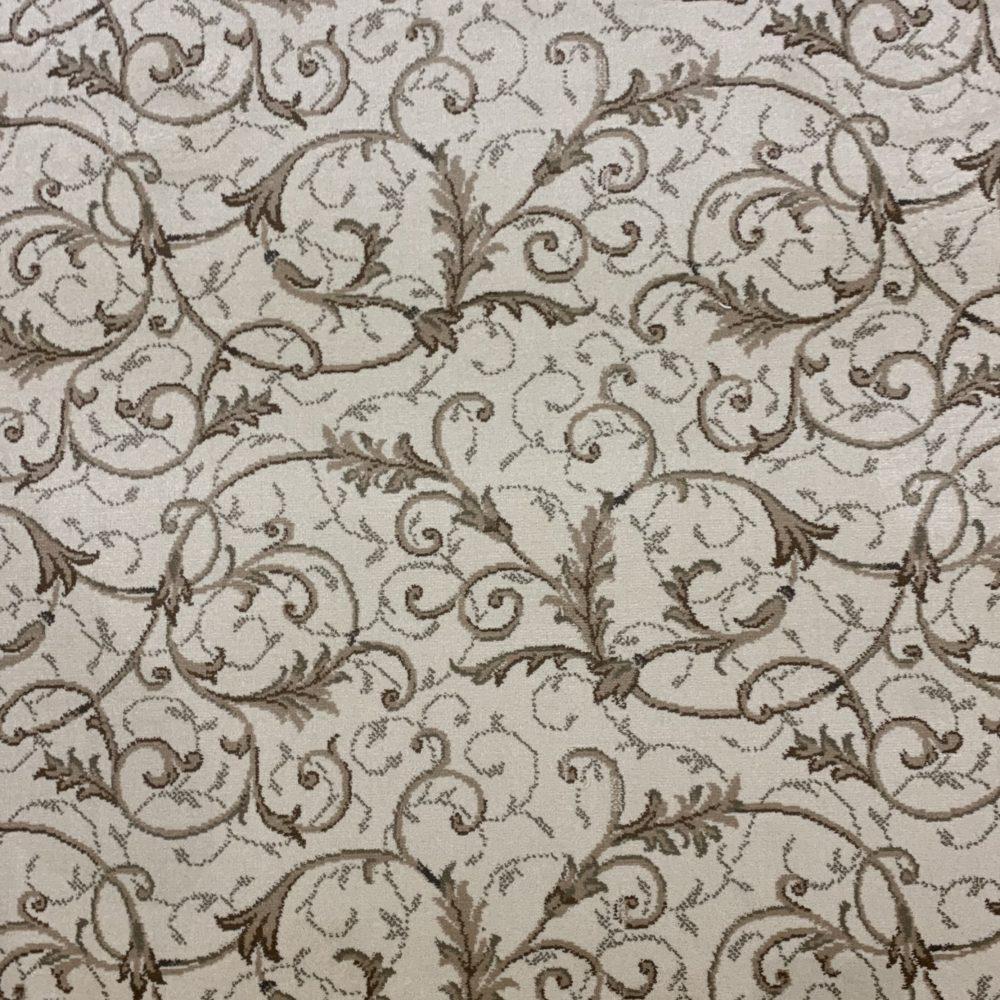 Couristan Royal Scroll Antique Linen