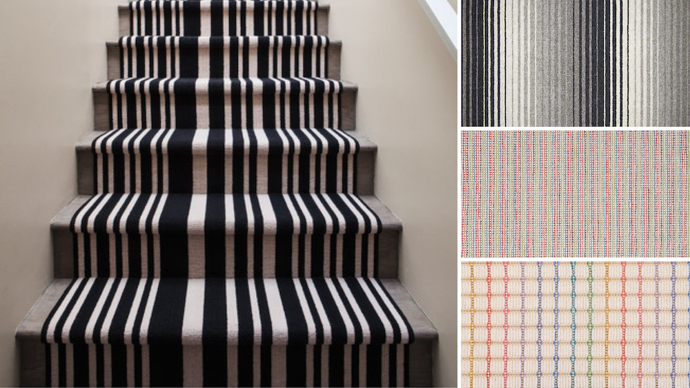 Missoni Striped Carpeting On Stairs Carpet Time Nyc