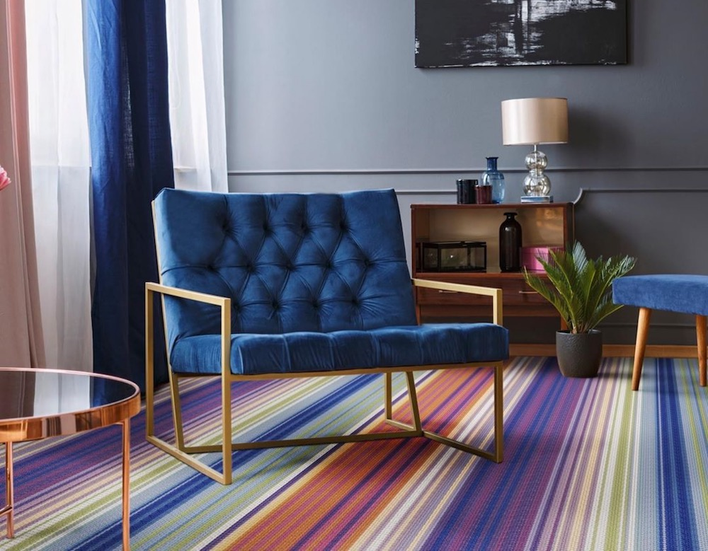 Brand Spotlight: Missoni Home Carpets