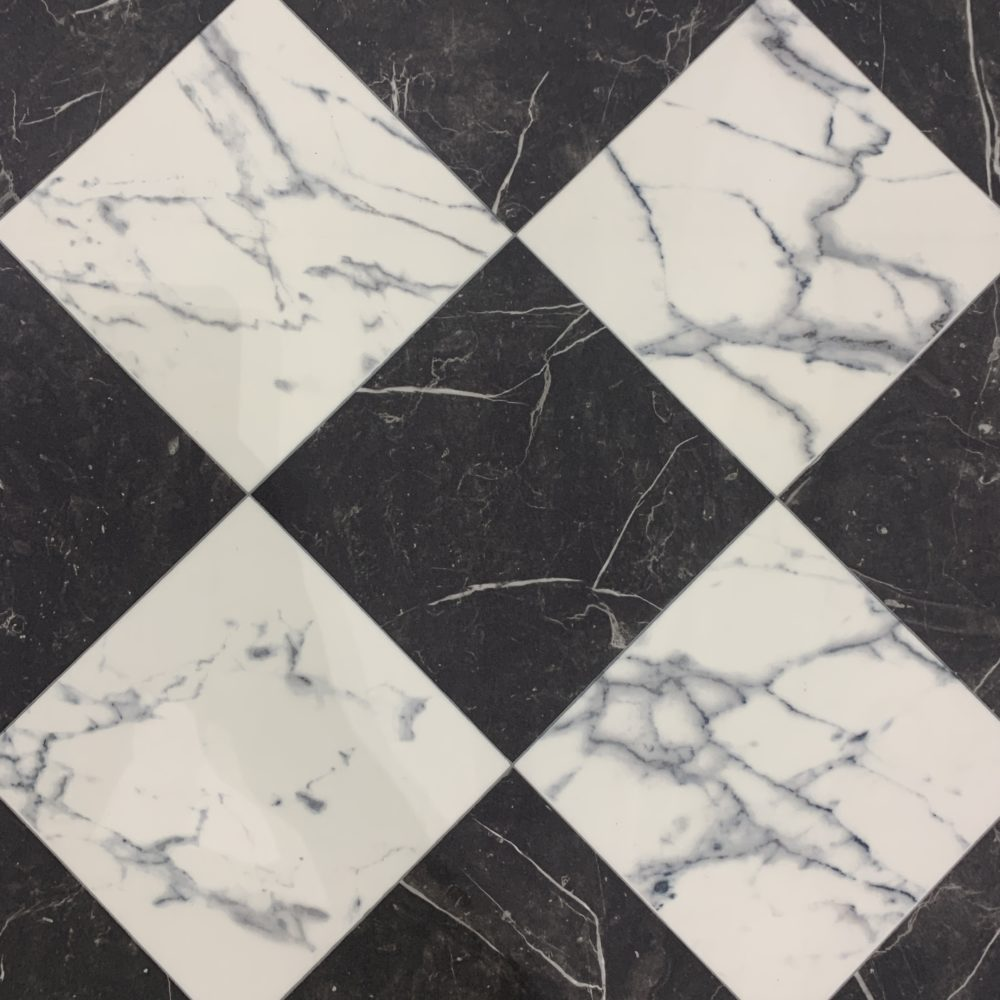 Mohawk Marble Checkerboard #65258-504L