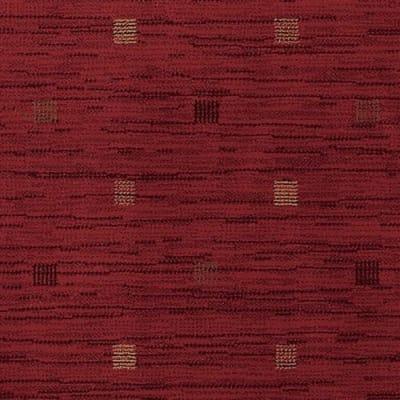 Couristan Everest Gridiron Crimson #3323/487